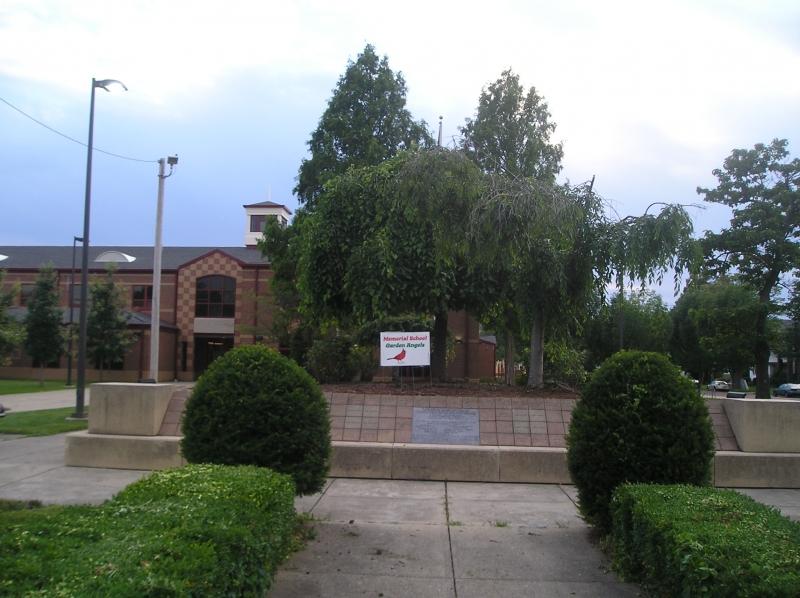 Look at the Collinwood School Fire Memorial Garden Now